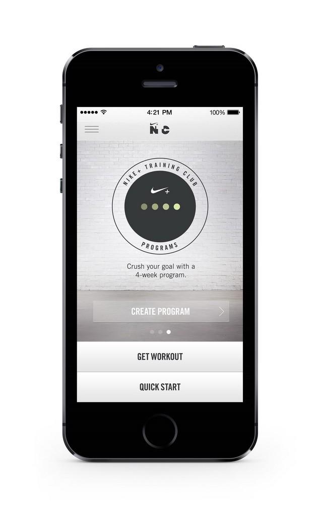 全新Nike+ Training Club應用程式,為2014帶來全新挑戰_