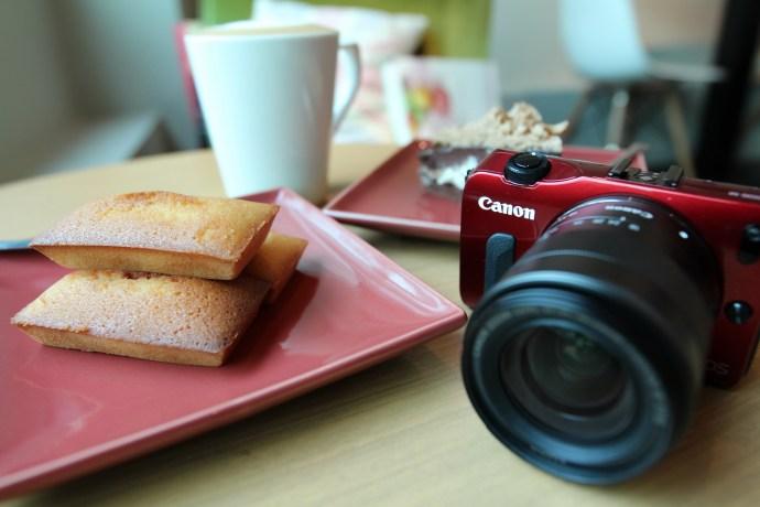 (圖說一) Canon 迷你單眼 EOS M 最高降價4,000元。