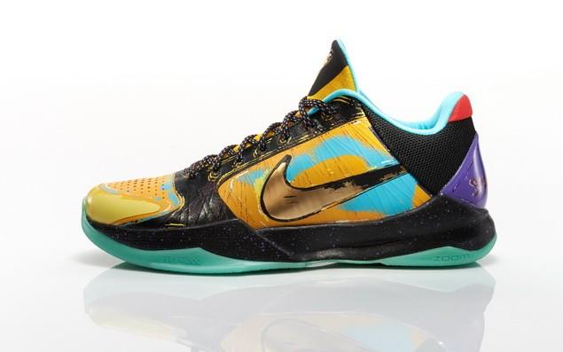 _Nike Zoom Kobe V Prelude夜光