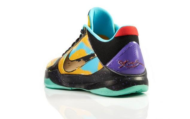 _Nike Zoom Kobe V Prelude夜