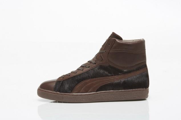 PUMA Suede Classic 馬年紀念鞋款_建議售價NT$ 2,586(咖啡)_