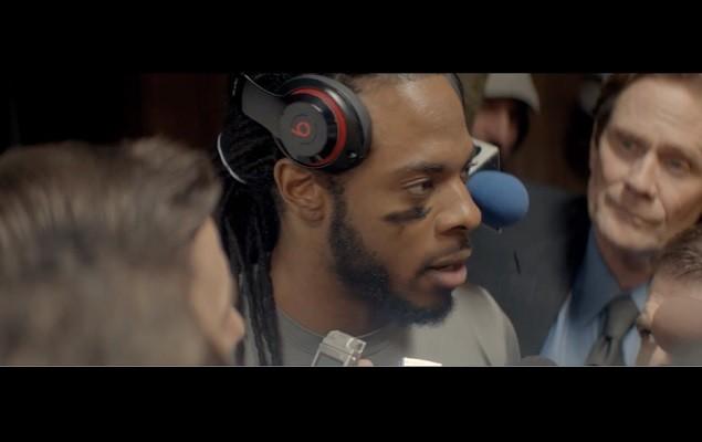 Richard Sherman x Beats by Dre