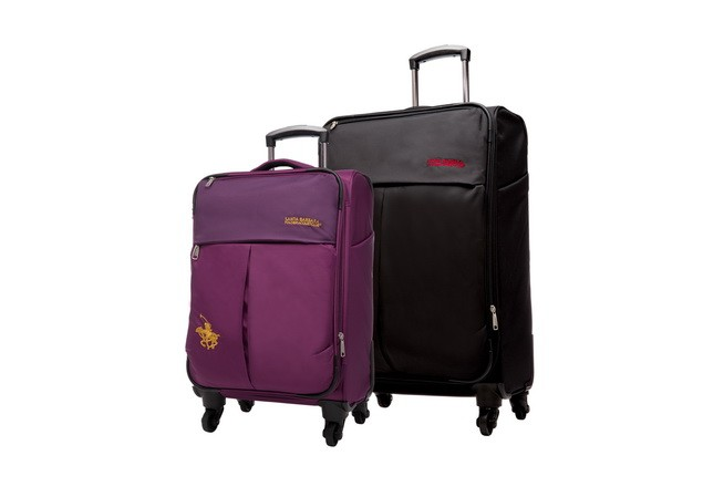 Santa Barbara Polo聖大保羅-奧特加系列旅行箱,共有20、24、28吋,返鄉優惠價2,590~3,591元。_