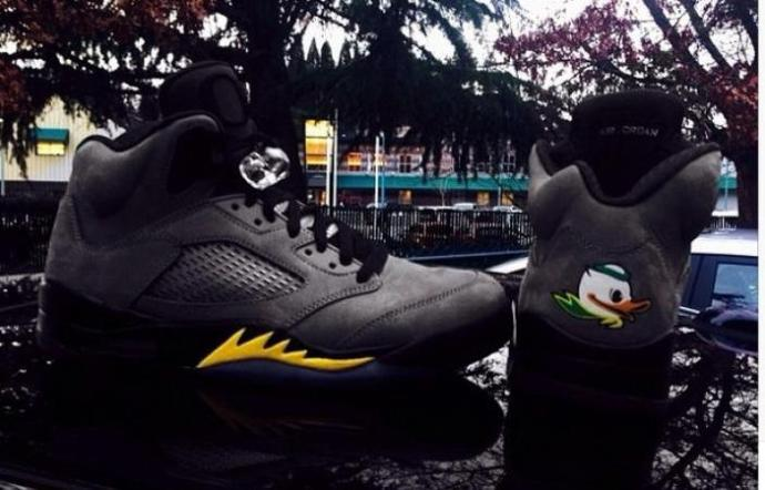 air jordan 5 oregon ducks-0