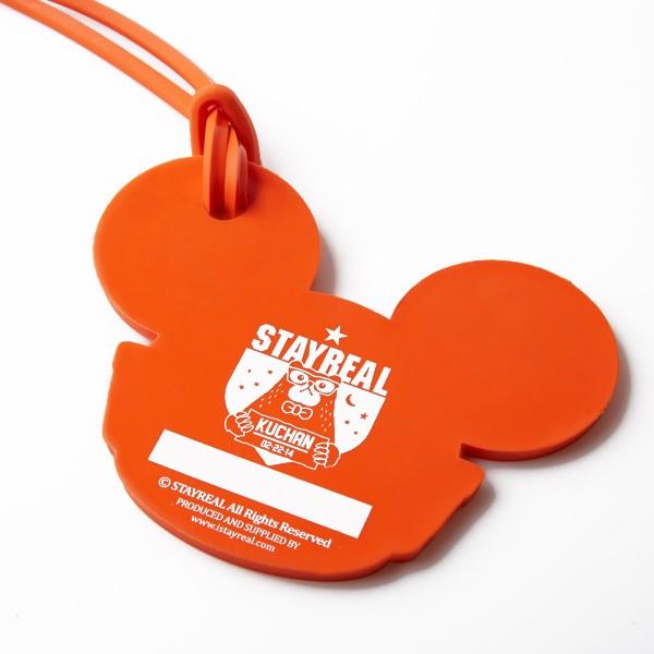 滿額禮-影子小鼠吊牌背面印有專屬店章