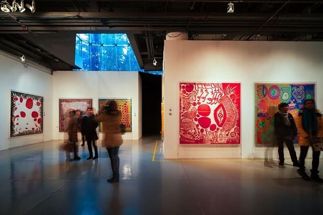 yayoi-kusamas-a-dream-i-dreamed-exhibition-moca-shanghai-5