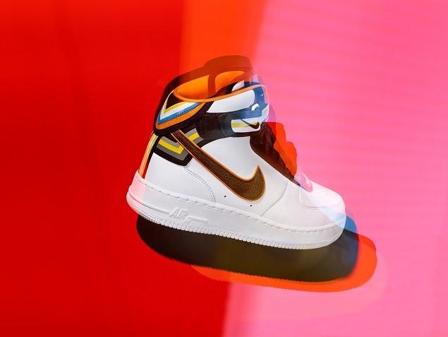 _Nike + R.T. Air Force 1 Mi