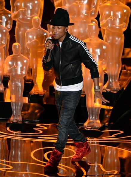 Pharrell+Williams+86th+Annual+Academy+Awards+GAnGVPDHnXel