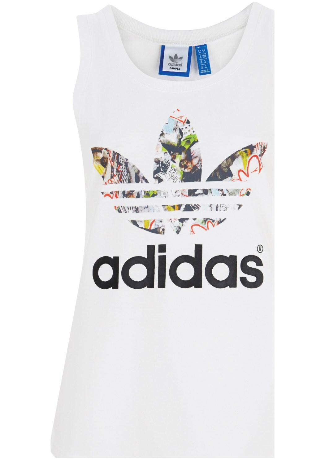TOPSHOP X adidas Originals VENICE TANK_NTD 1,290