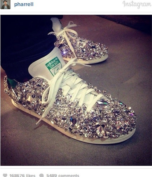 SWAROVSKI X ADIDAS ORIGINALS STAN SMITH