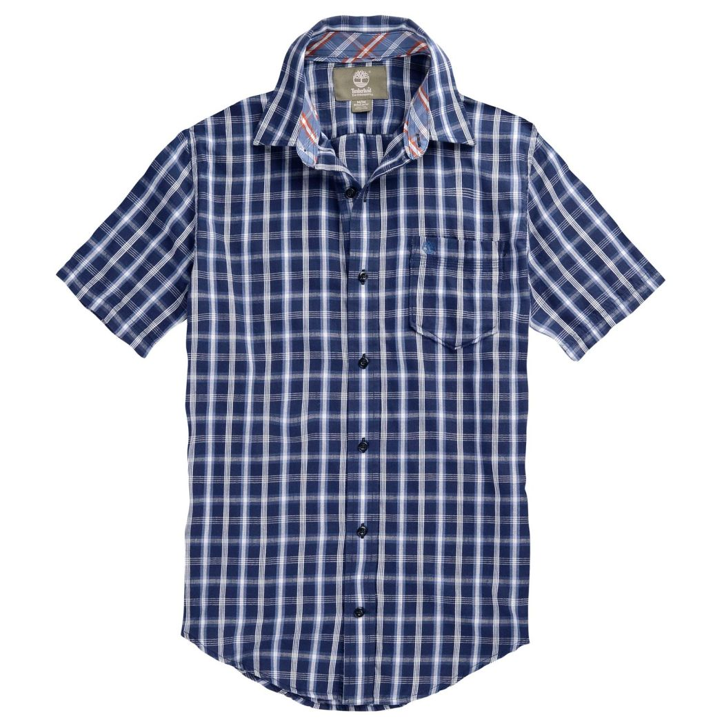 F13_4363J_434格紋短袖襯衫$3,200