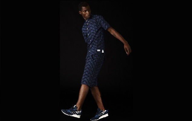 adidas Originals BLUE 2014春夏系列形象照03