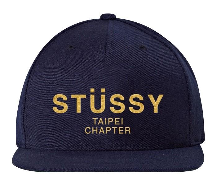 TaipeiGoldCap_Navy_NT$1380