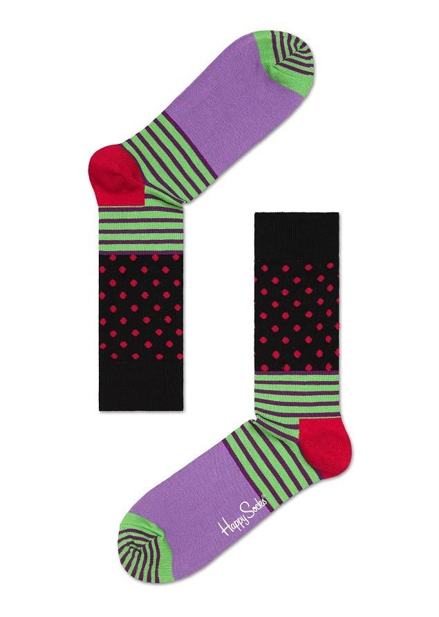 Happy Socks_SS14_Stripe & Dots____-___ $420