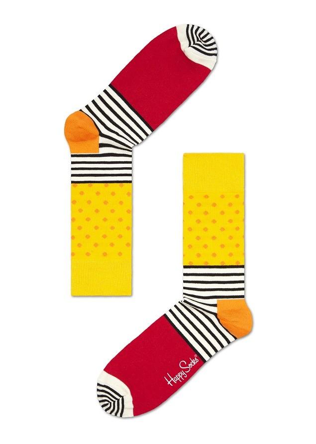 Happy Socks_SS14_Stripe & Dots_____-__$420