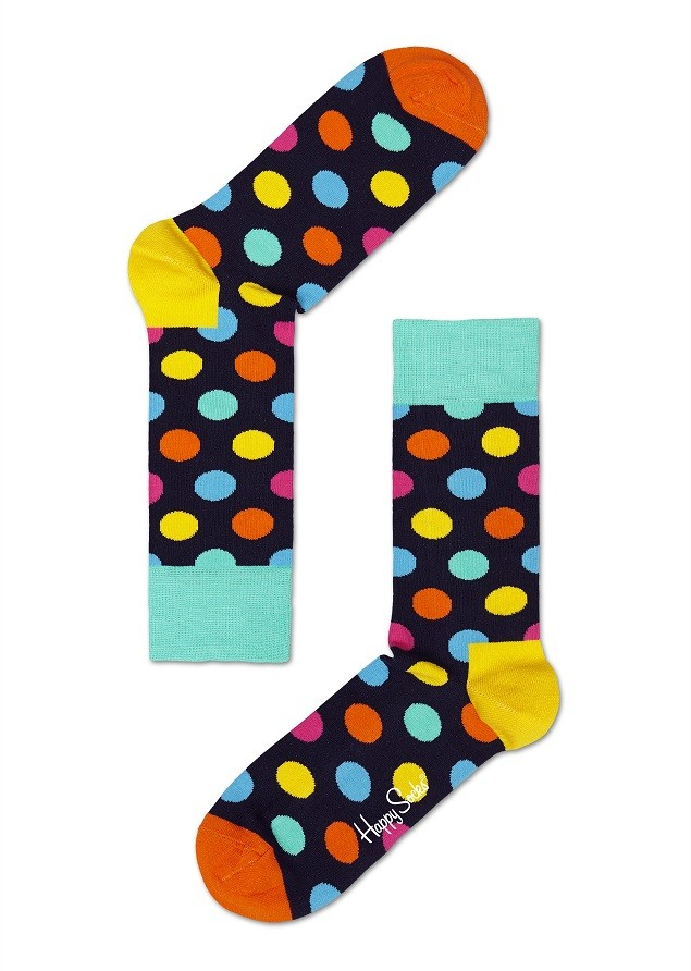 Happy Socks_Big dot ____-__ $420