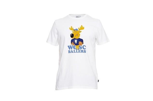 WeSC Logo T-Shirt  e10776702b_alt2_1497 NT$1,280