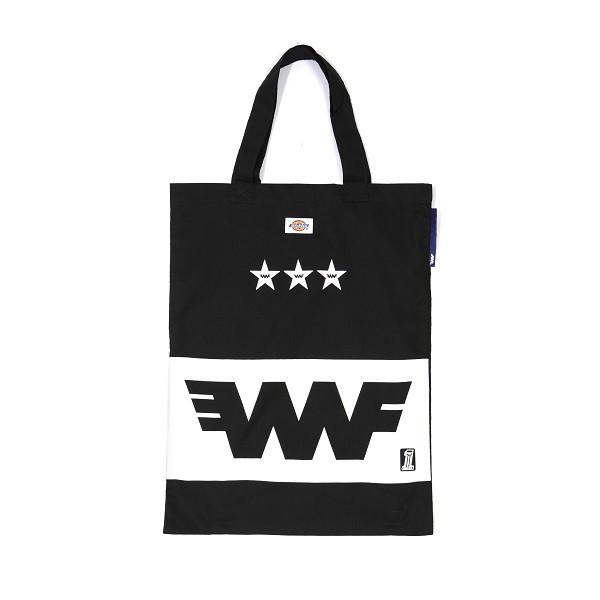 WAF x Dickies - tote bag (Front)