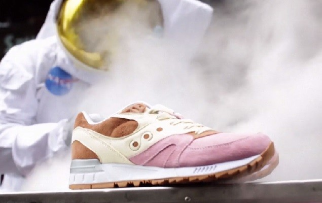 Extra Butter x Saucony「Space Snack」Shadow Master 聯名鞋款