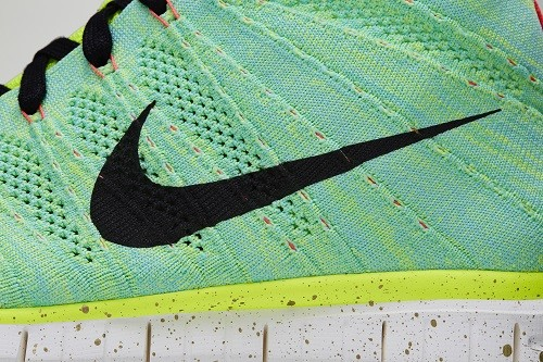 Nike Free Flyknit Chukkaㄗ鹹遴ㄘ