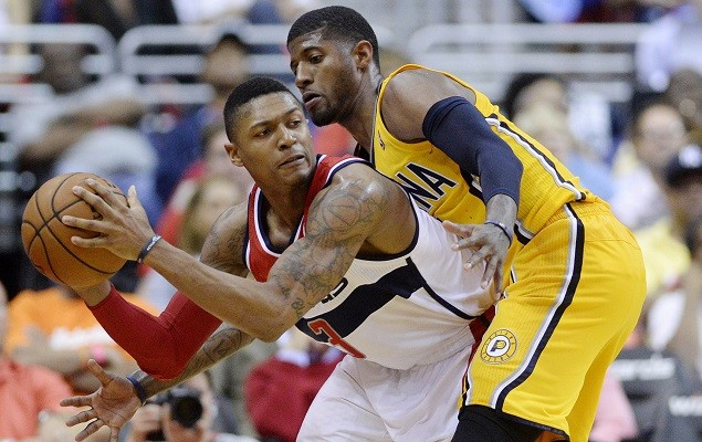 Indiana Pacers at Washington Wizards