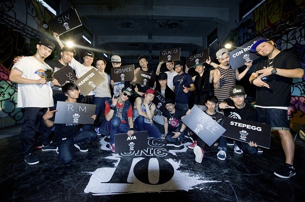 2013 BC One台灣16強