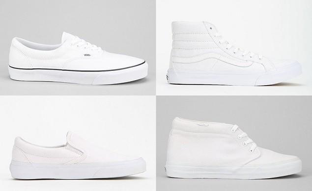 white-vans