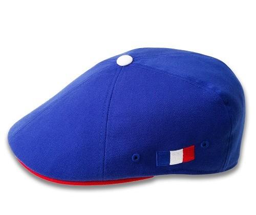 2014世界盃Kangol戰帽(法國代表鴨舌款) NT$1680