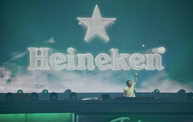 海尼根世界音樂季重鉅獻 唯有阿曼Intense台北站_海尼根打開你的精采眼界