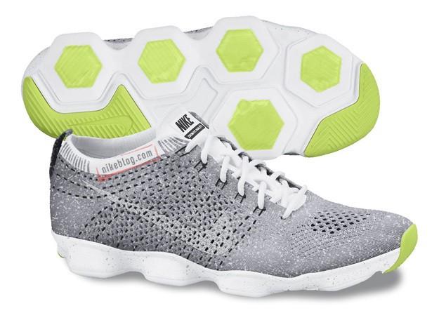 Nike Zoom Fit Agility Flyknit-2