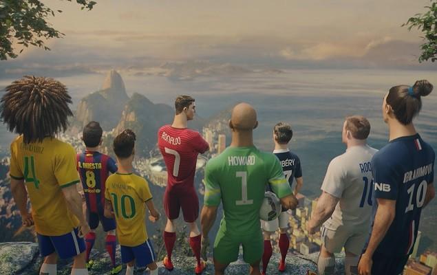 (140610新聞稿)Nike足球發表《終極對決》影片
