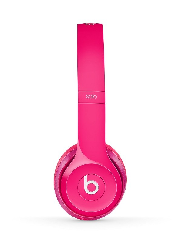 Beats Solo2-pink1