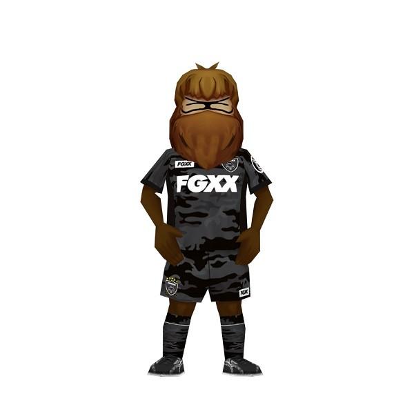 FINGERCROXX BIGFOOT 3 星球員 (BF-FWD)