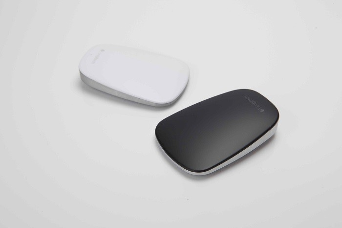 羅技超薄觸控滑鼠 T630_產品圖
