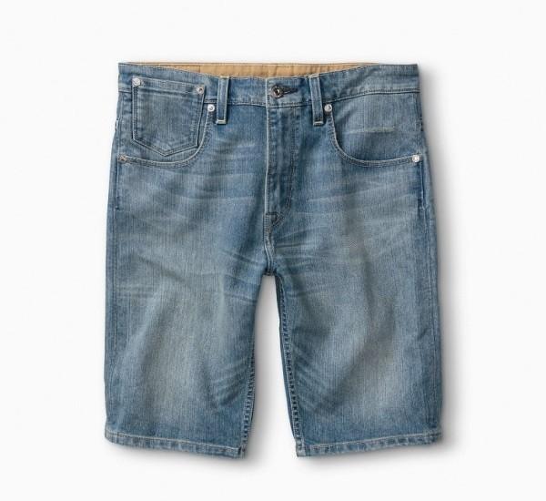 COOLMAX系列丹寧短褲