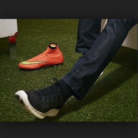 Nike Free Mercurial Superfly HTM-2