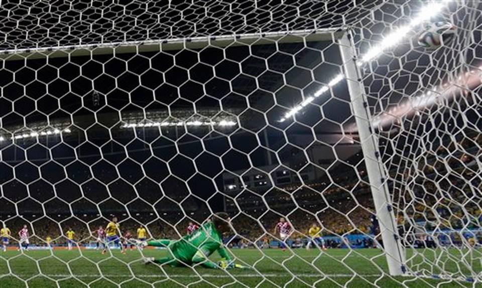 Brazil Soccer 2014 WCup Brazil Croatia
