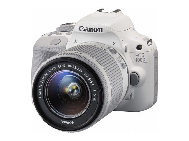 Canon 白色EOS100D_產品圖_1