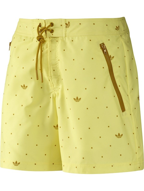 adidas Originals_三片葉LOGO海灘褲_NTD1890
