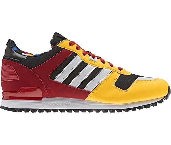 adidas Originals_世足配色ZX700 黃色_NTD2890