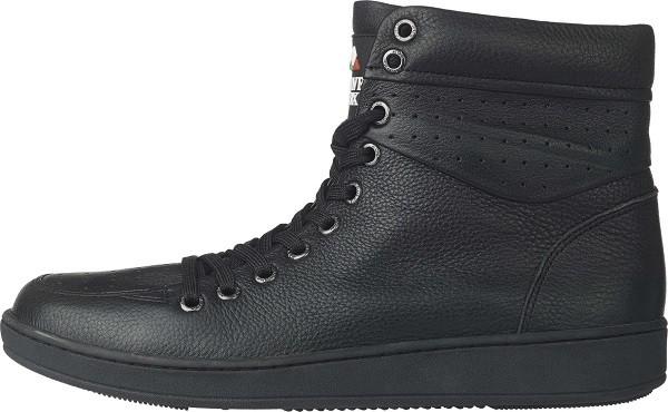 TRAVEL FOX 世足推薦鞋款-德國隊_SEXY性感-高筒鞋款(黑)_原價$3,800元(男) & 3,500(女)