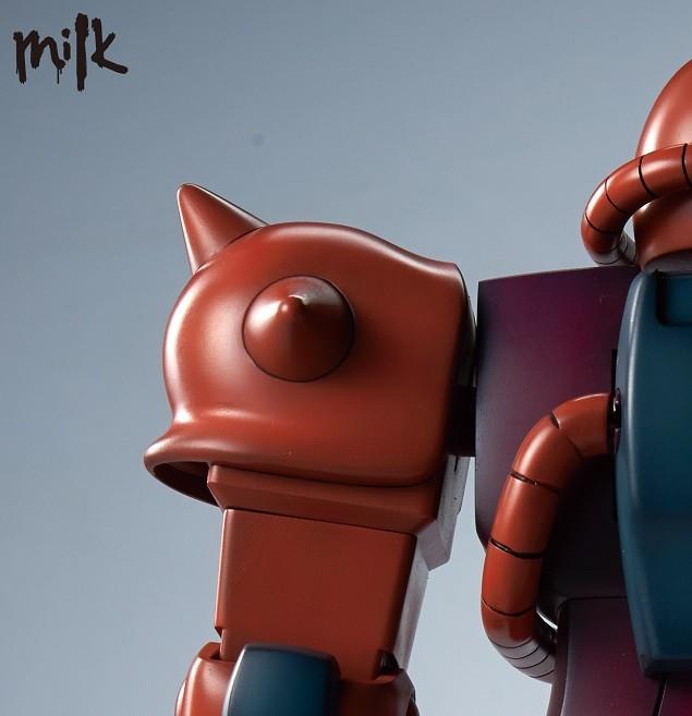【MILK潮流誌】封面故事-鋼彈.4