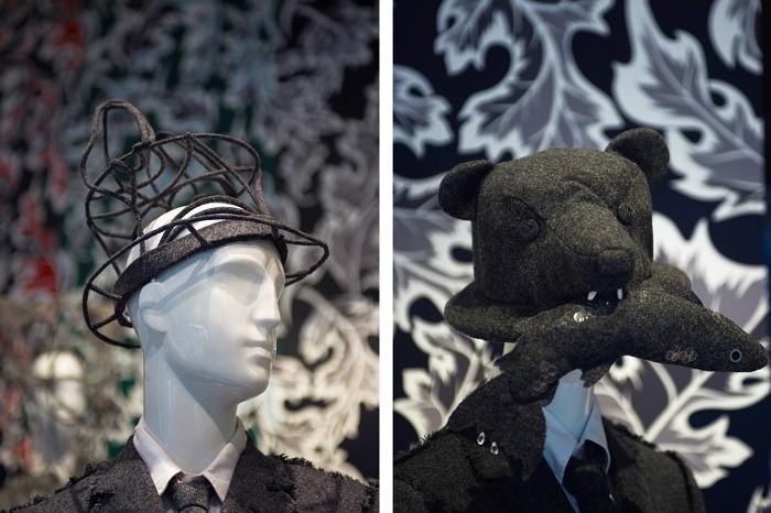 thom-browne-x-stephen-jones-hat-exhibition-joyce-recap-9