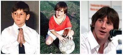 Profil Lionel Messi
