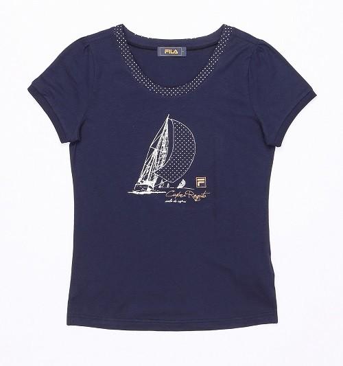 FILA帆船圖騰女T侐_$1,480