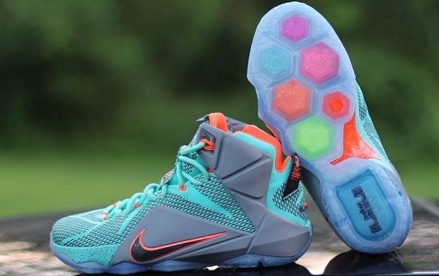Nike LeBron 12 發售日期確立。並且會再推出一款新配色 | OVERDOPE 華人首席線上時尚潮流雜誌