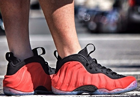 nike-air-foamposite-one red-suede-0