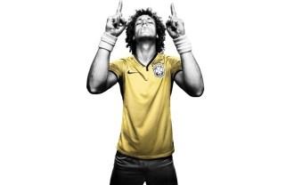 David Luiz:我流著黃綠色的血液