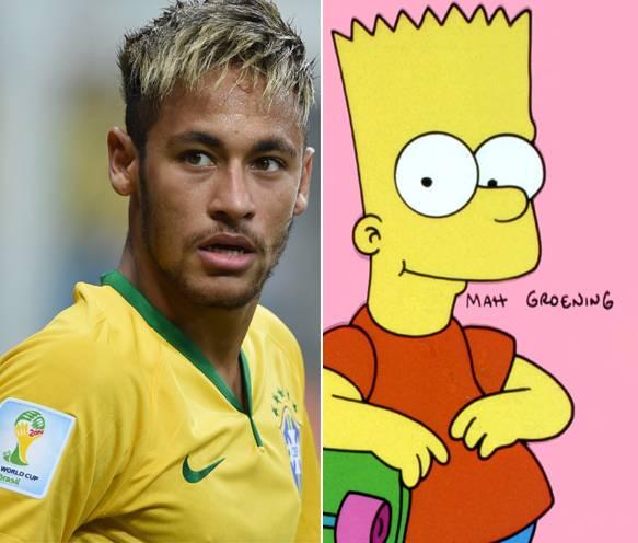 Bart and Neymar