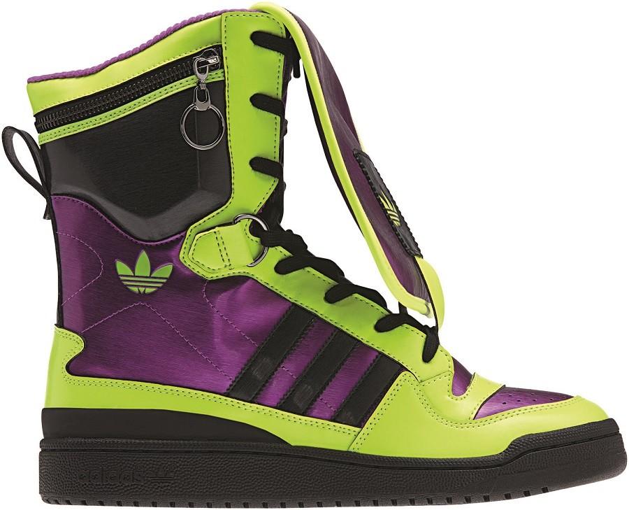 adidas Originals x Jeremy Scott JS TALL BOY SUMMER女鞋 NTD6,600_M29008